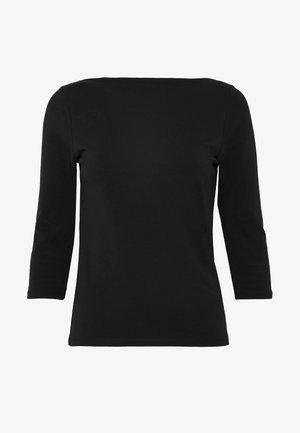 ONLLIVE LOVE  - Long sleeved top - black