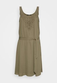 ONLBEVERLY ABOVE KNEE DRESS  - Day dress - kalamata