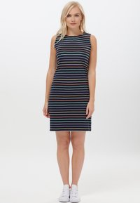 Sugarhill Brighton - HANOVER PASTEL RAINBOW - Jersey dress - black - 1