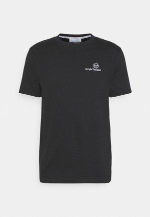 FELTON TEE - Basic T-shirt - black