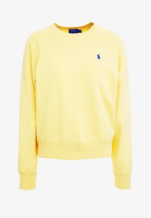 SEASONAL - Sudadera - oasis yellow