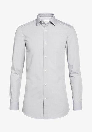 EASY CARE SLIM FIT - Shirt - grey