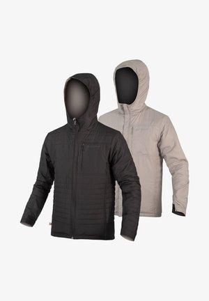 2 PACK - Winter jacket - braun
