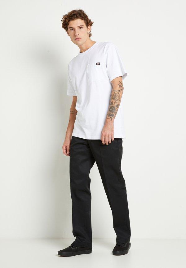 Dickies ORIGINAL 874® WORK PANT - Spodnie materiałowe - black/czarny Odzież Męska IWCK