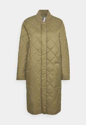 POSY  CLASSIC COAT - Cappotto classico - green umber