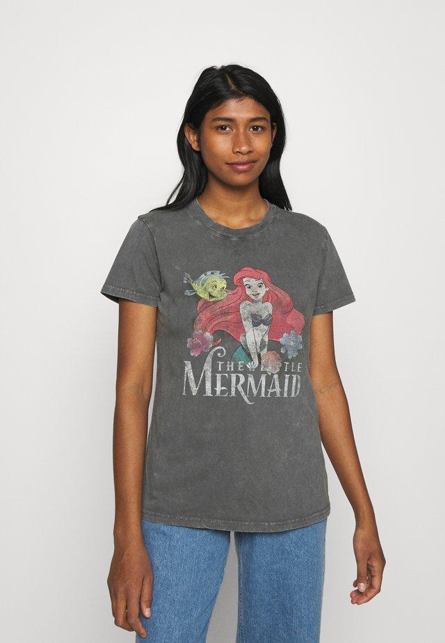 CLASSIC DISNEY - T-shirts med print - slate grey