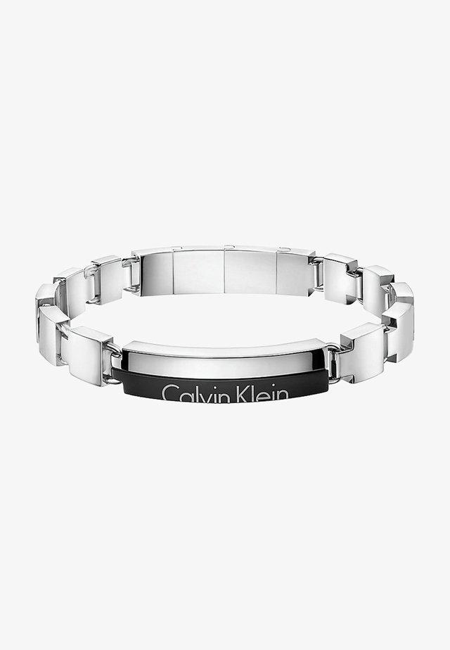 BOOST - Bracelet - silver-coloured