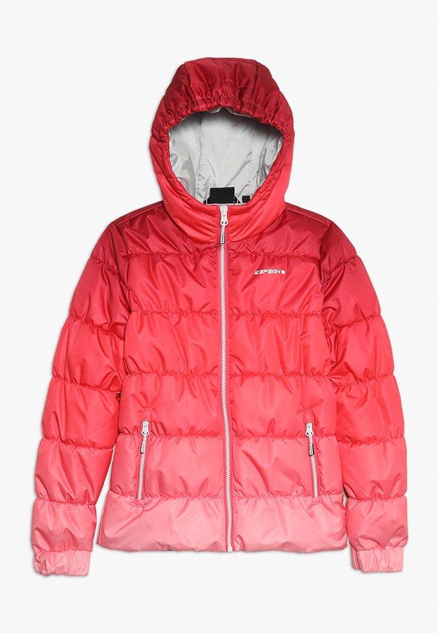 KIANA  - Veste d'hiver - hot pink