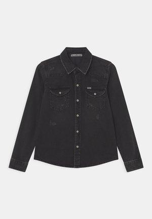 ROHAN - Shirt - black denim