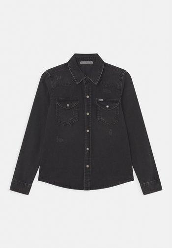 ROHAN - Skjorte - black denim