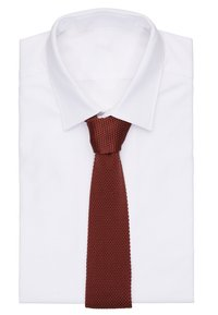Twisted Tailor - JAGGER TIE - Tie - russet - 1