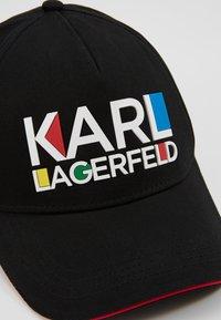 KARL LAGERFELD - Czapka z daszkiem - multi - 2