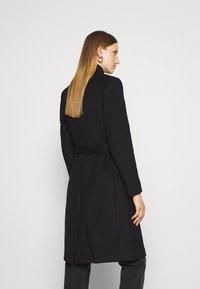Bruuns Bazaar - JASMINA PERLE COAT - Klasický kabát - black - 2