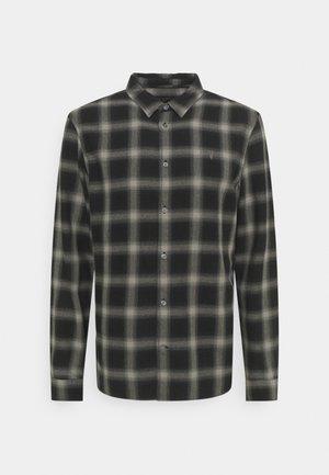MISSOULA SHIRT - Shirt - grey/black