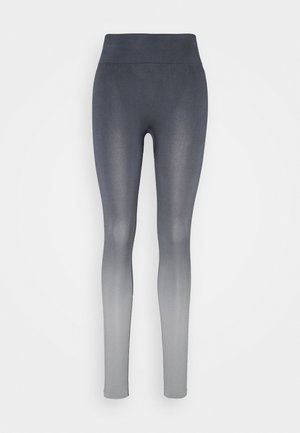 SEAMLESS LEGGINGS - Leggings - ombre blue