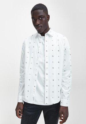 Shirt - aop white