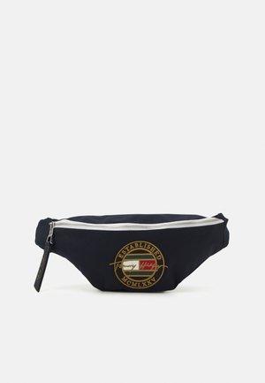 SIGNATURE CROSSBODY UNISEX - Bum bag - blue