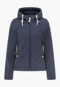 Schmuddelwedda - Soft shell jacket - marine - 4