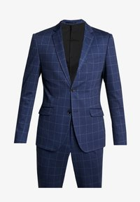 Lindbergh - CHECKED SUIT - Completo - blue - 10
