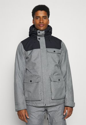 IVY JACKET - Snowboardová bunda - grey