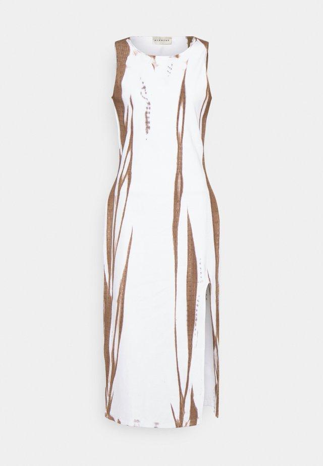 ROSA DRESS - Korte jurk - egret dust