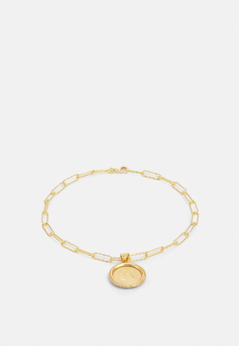 Hermina Athens - HERCULES ANKLET - Bracelet - gold-coloured