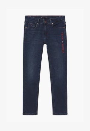SCANTON MAROD - Džíny Slim Fit - denim