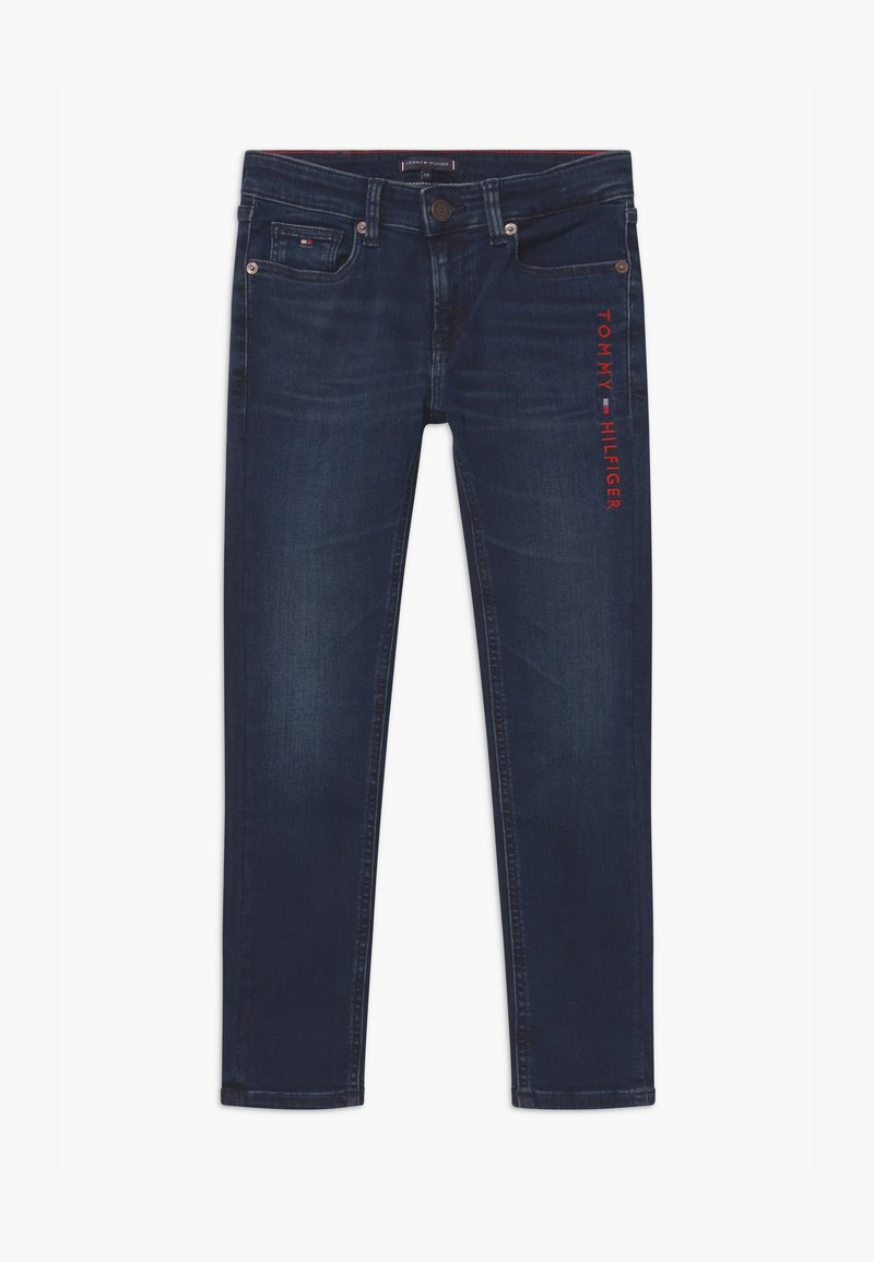 Tommy Hilfiger - SCANTON MAROD - Vaqueros slim fit - denim