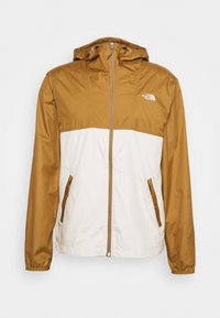 The North Face - CYCLONE JACKET UTILITY - Outdoorjas - brown/off-white - 4