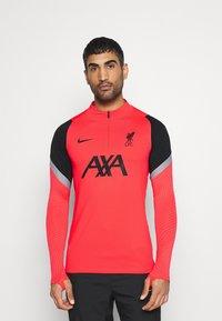 Nike Performance - LIVERPOOL FC DRY DRIL - Artykuły klubowe - laser crimson/wolf grey/black - 0