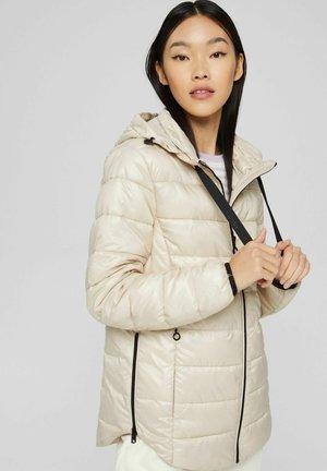 KAPUZE - Light jacket - cream beige