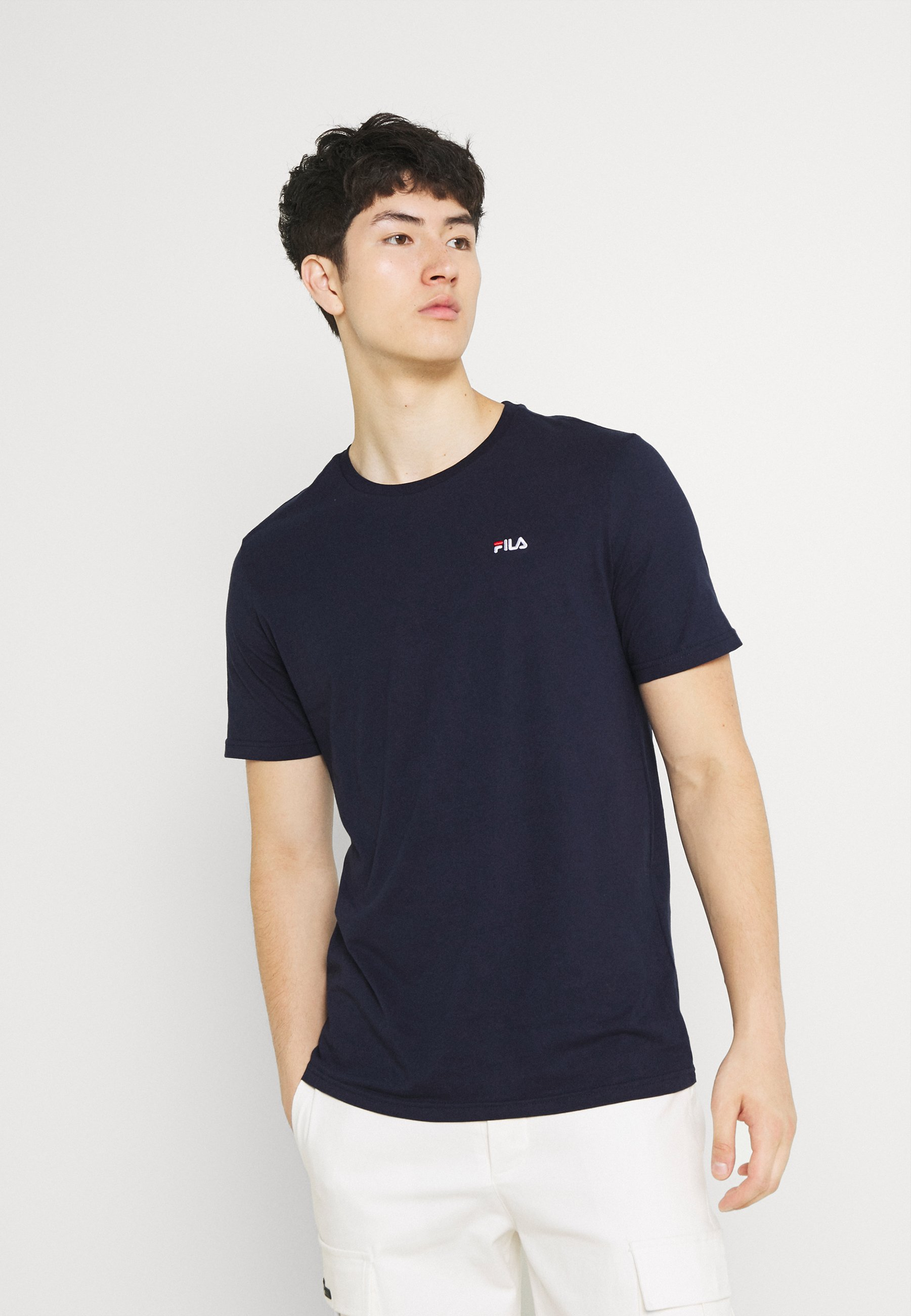 Men EDGAR TEE - Basic T-shirt