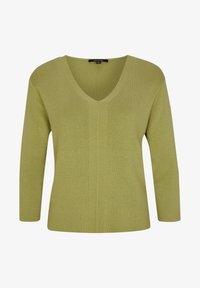 comma - LANGARM - Jumper - spring green - 3