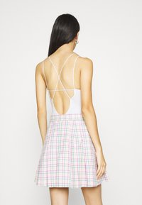 BDG Urban Outfitters - STRAPPY BUNGEE BODY THONG STRAP - Top - white - 2