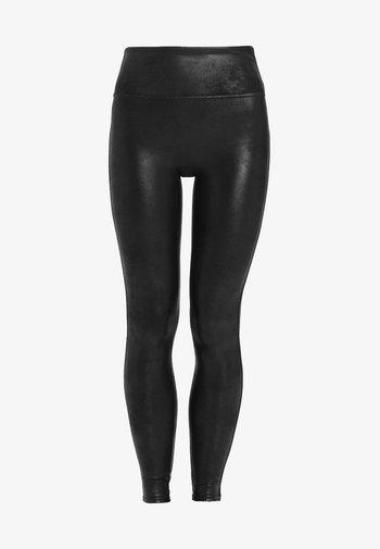 FASHION - Leggings - Stockings - black