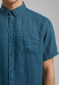 Esprit - Shirt - teal blue - 5