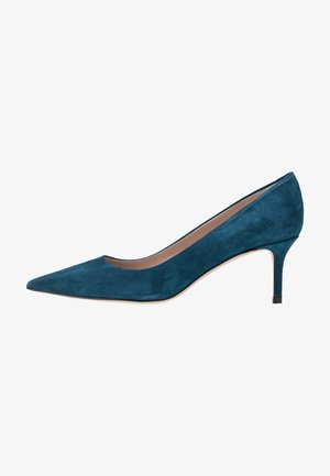 INES - Classic heels - dark blue