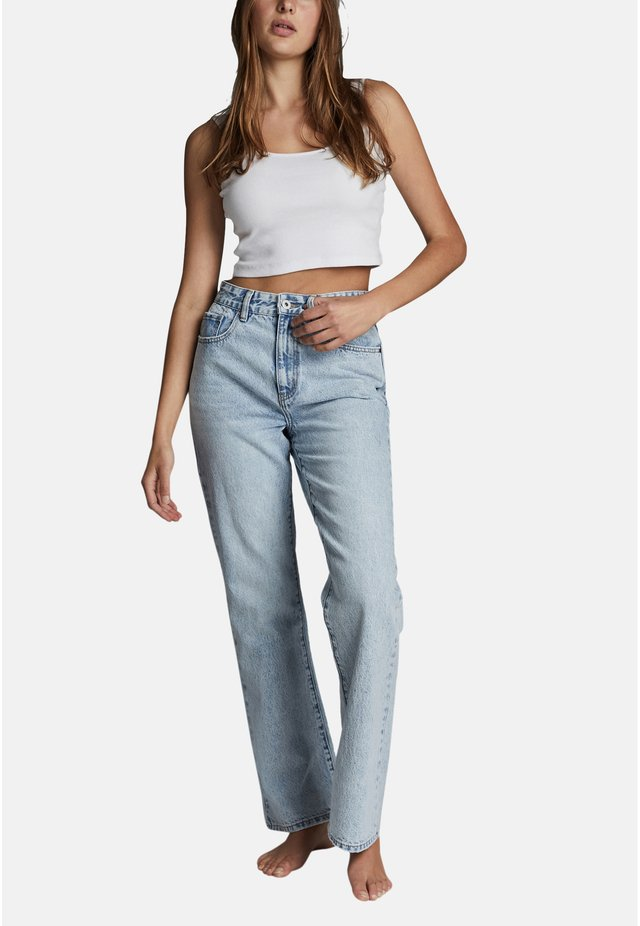 Bootcut jeans - jetty blue rip