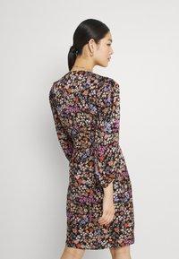 Soaked in Luxury - KIMAYA WRAP DRESS - Day dress - multi-coloured - 2