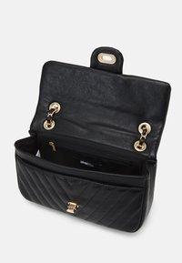 Gina Tricot - ALINA - Across body bag - black - 2