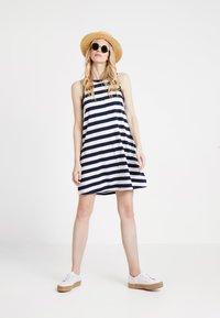 GAP - Jersey dress - navy - 1