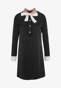 Sister Jane - JEWEL FLORET MINI SHIFT DRESS - Vestido informal - navy blue - 3