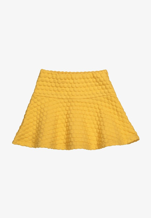 CLEO - A-lijn rok - yellow