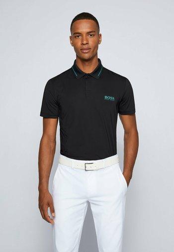 PAULETECH  - Poloshirt - black