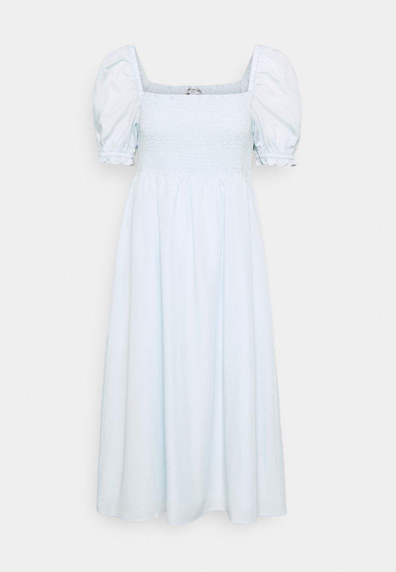 Forever New - PETRA PUFF SLEEVE DRESS - Day dress - eggshell blue