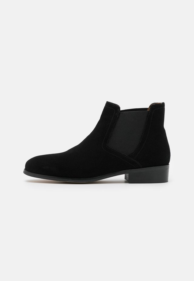 UZOU - Ankelstøvler - noir
