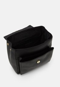 Anna Field - LEATHER - Batoh - black - 2