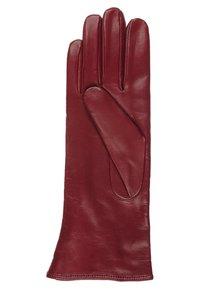 Roeckl - EDELKLASSIKER - Gloves - red/beige - 1