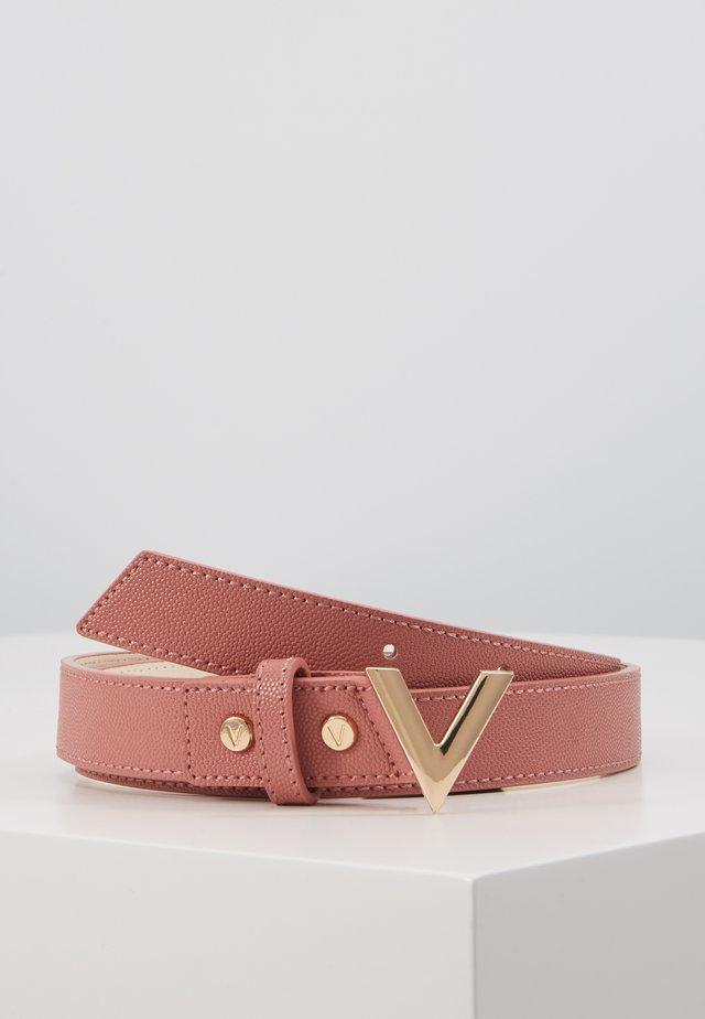DIVINA - Pásek - rosa antico