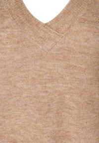 ZAY - MARLED - Pullover - camel - 2